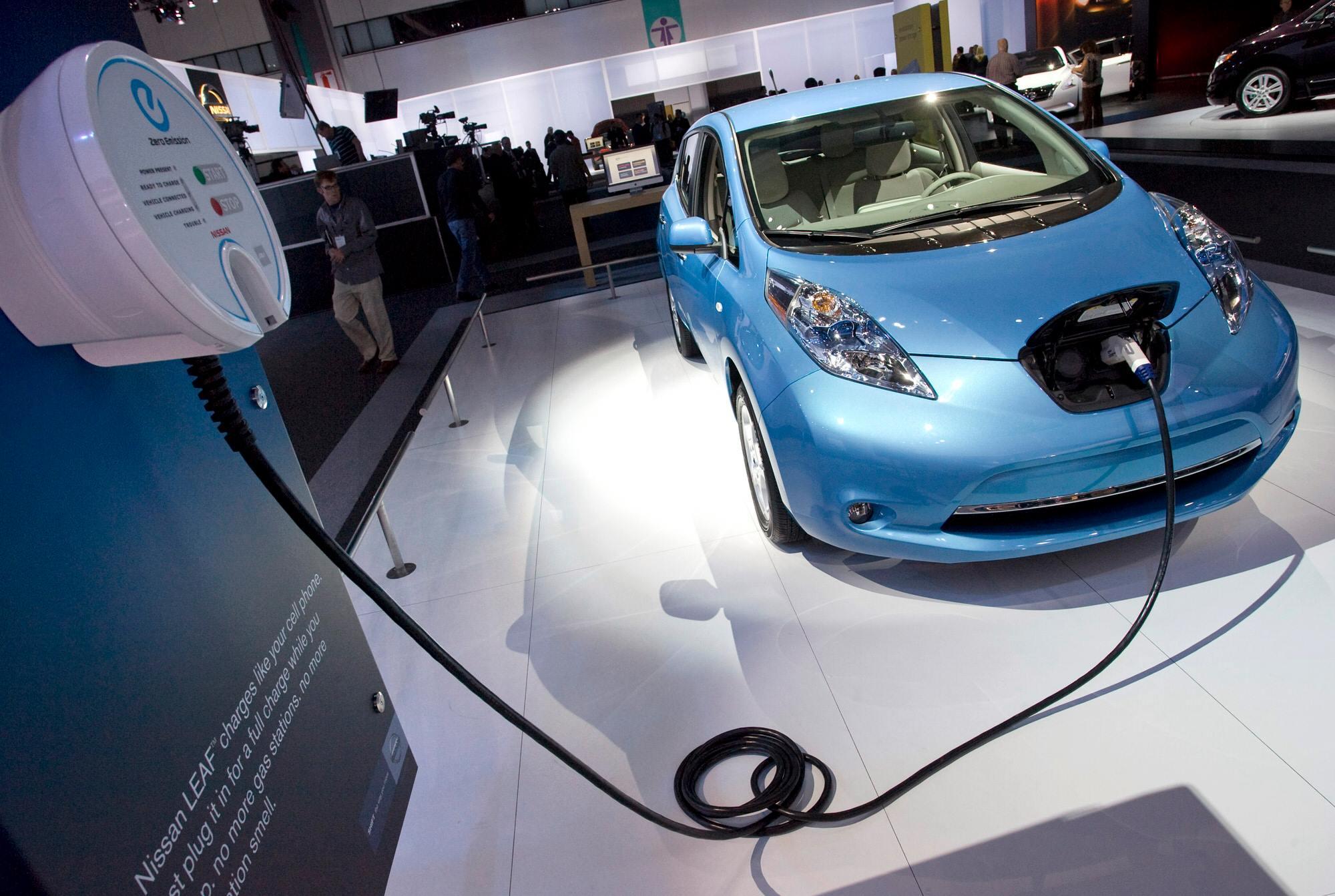 Vehículo eléctrico, fuente: BloombergNEF